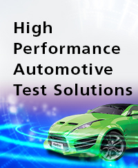 AUTOMOTIVE TEST SOLUTIONS
