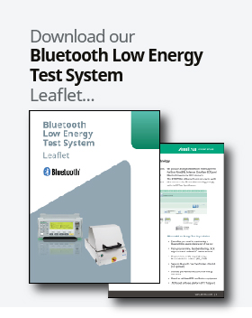 Bluetooth Low Energy Test System