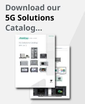 5G Solutions Catalog