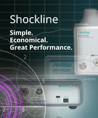 ShockLine Family of Vector Network Analyzers