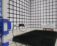 2号電波暗室