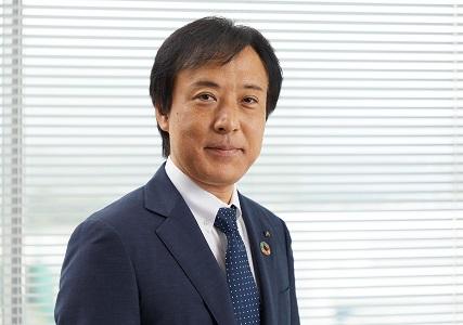 濱田 宏一 代表取締役 社長 グループCEO