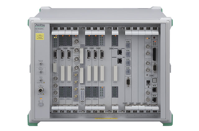 W-CDMA シグナリングテスタ MD8480B
