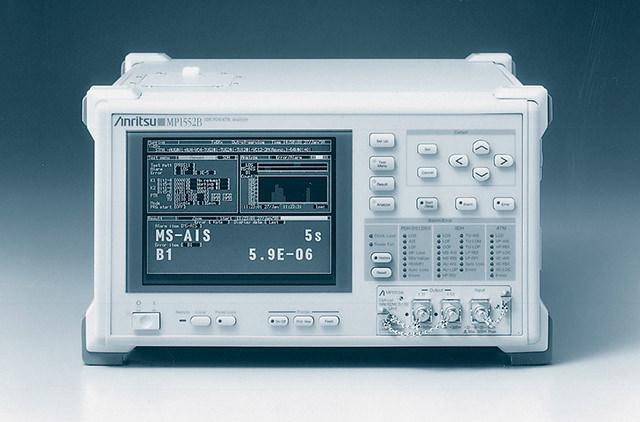 PDH/SDH/ATM analyzer MP1552B