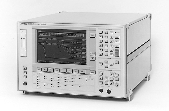 SoNET/STM analyzer MP1560A