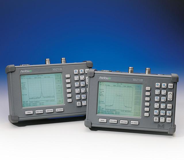 Spectrum Master MS2711