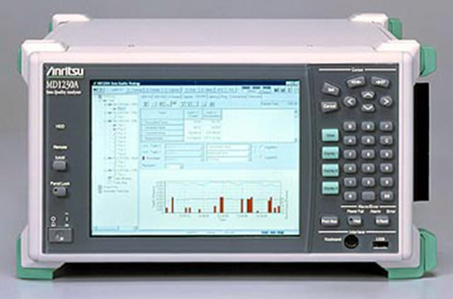 Data Quality Analyzer MD1230A