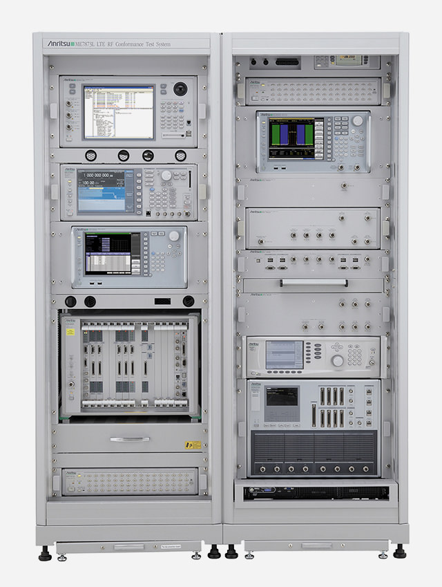LTE Conformance Test System ME7873L