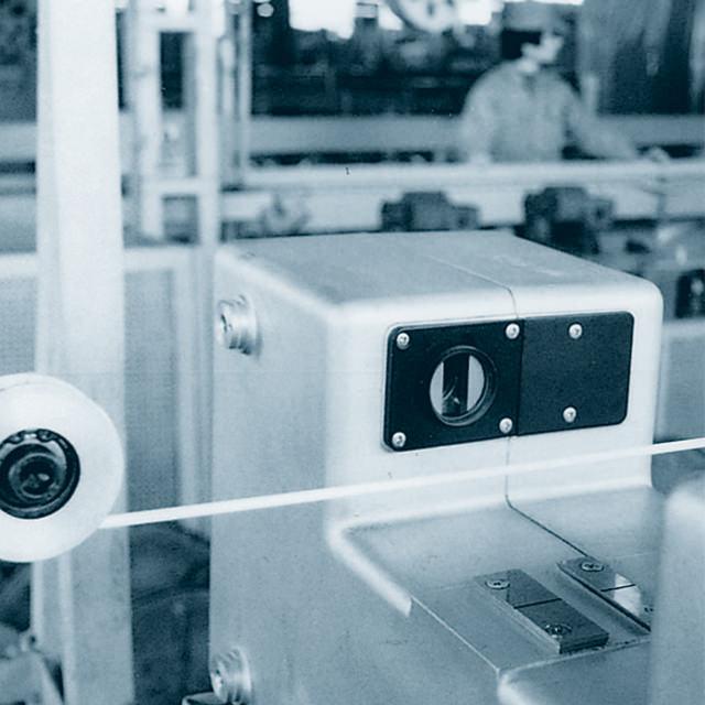 Laser outer diameter measuring instrument
