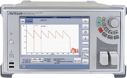 Coherent OTDR MW90010A