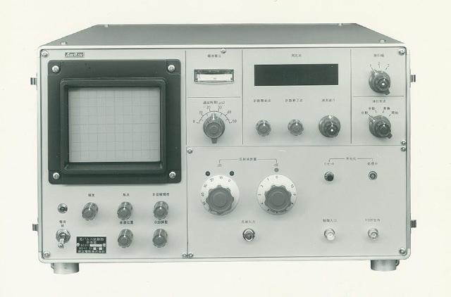Measuring instrument for optical communication testing