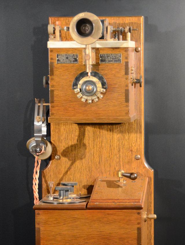TYK式無線電話機