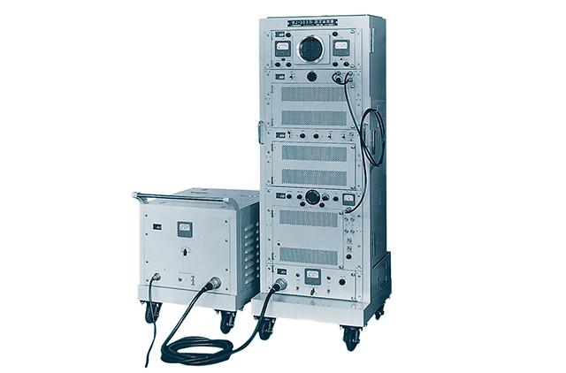 測定架装置(初期マイクロ波回線用) WJ303/304