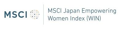 MSCI Japan Empowering Women Index (WIN)