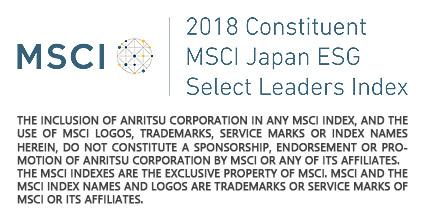 MSCI Japan ESG Select Leaders Index
