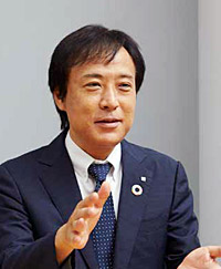 Hirokazu Hamada Representative Director, President, Group CEO