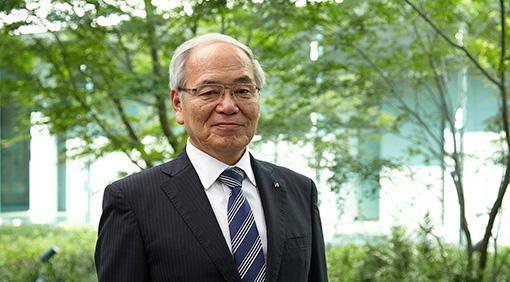 Hirokazu Hashimoto President and Group CEO