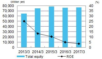 Total Equity/ROE