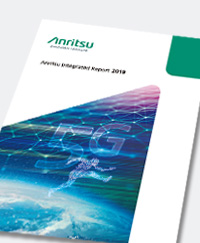 Anritsu Integrated Reporting 2019