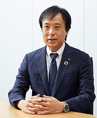 代表取締役 社長 グループCEO 濱田 宏一