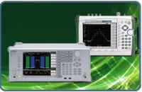 Spectrum analysers