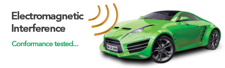 Automotive Test Solutions - Electromagnetic Interference
