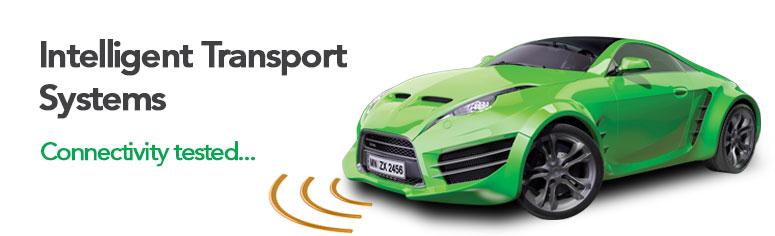 Automotive Test Solutions - Intelligent Transport Systems
