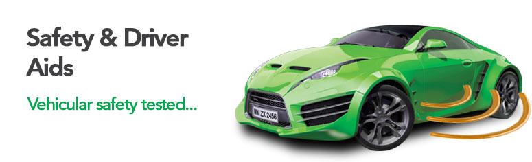 Automotive Test Solutions - 안전 및 운전자 보조 기능
