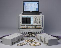 高機能VNA(ベクトルネットワークアナライザ)でのマルチポートデバイス測定