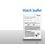 Watch leaflet