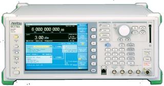 MG3700A ベクトル信号発生器