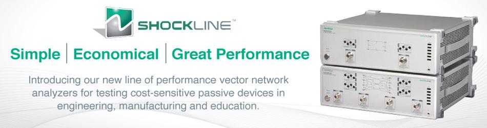 Shockline Simple - Economical - Great Performance