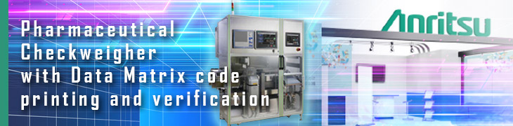 Banner image of Checkweigher with GS1 code printing and verification