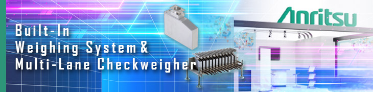 Banner image of Built-In Weighing System &Multi-Lane Checkweigher