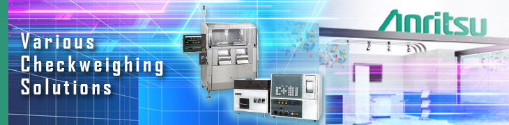 Banner image of Various Checkweighing Solutions