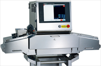 Pic.2 X-ray inspection system for bulk product inspection (Example: KD7405ABWH)