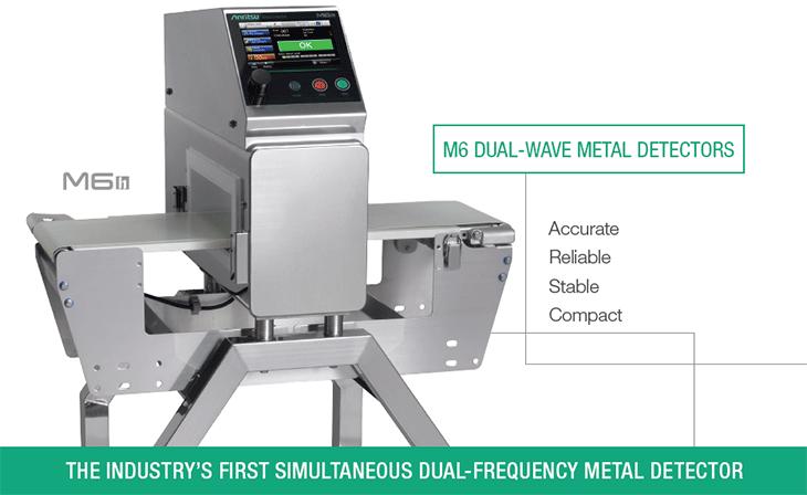 Main visual of M6h Metal Detector