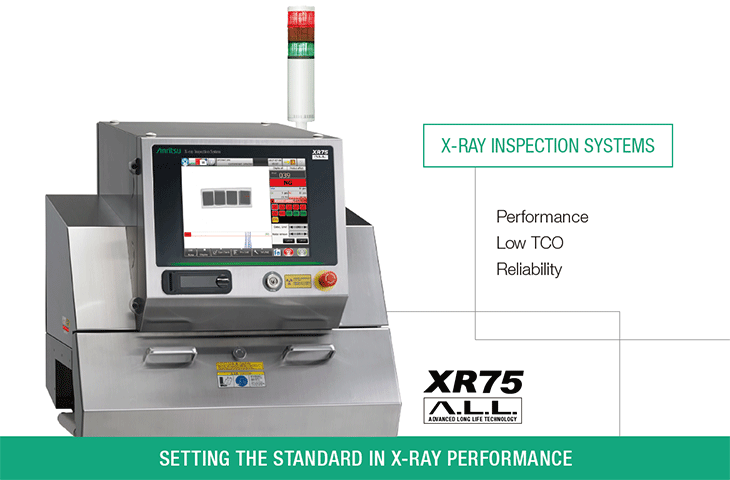 Photo of XR75 X-ray Inspection System