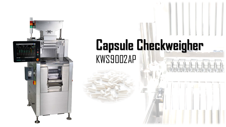 Capsule Checkweigher KWS9002AP10