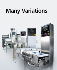anritsu infivis checkweigher variations