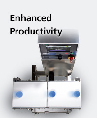 anritsu infivis checkweigher productivity
