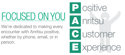 Image of Positive Anritsu Customer Experience (PACE)