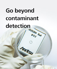 Go beyond contaminant detection