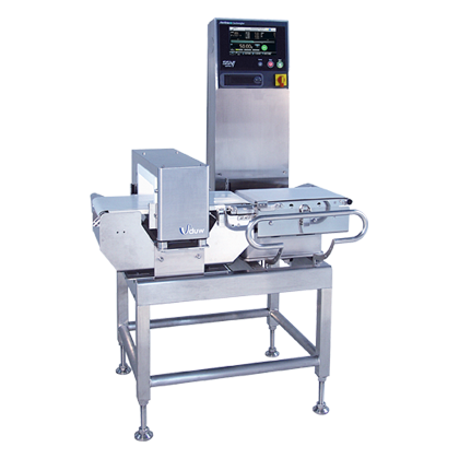 Anritsu Infivis SSV-h Checkweigher and Metal Detector High Accuracy Combination System