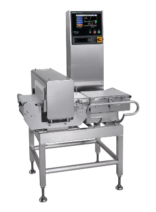 Anritsu Infivis Checkweigher and Metal Detector Combination Systems