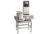 anritsu infivis ssv-I series checkweigher and metal detector washdown combination system