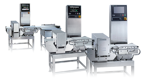 anritsu infivis checkweigher & metal detector combination systems