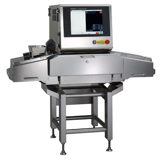 Anritsu Infivus Bulk Fresh Food X-Ray Inspection System