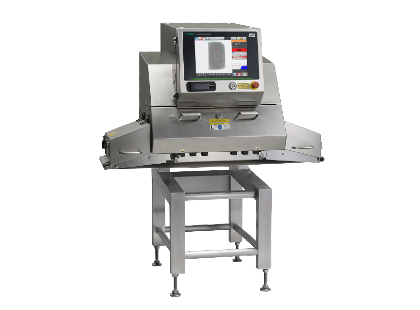 XR75 Curtainless up/down x-ray inspection system