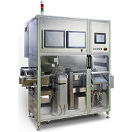 Checkweigher with GS1 barcode print inspection unit